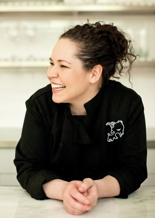 Girl and the Goat Chef Stephanie Izard