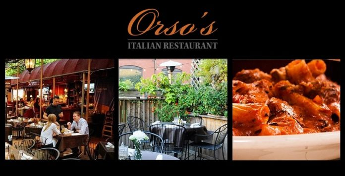 Orso's Restaurant