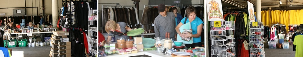 Hinsdale Chamber of Commerce Merchant's Garage Sale