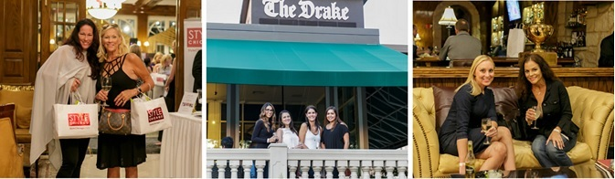 StyleChicago.com's Ultimate Girls Night Out at The Drake - Oak Brook Hotel