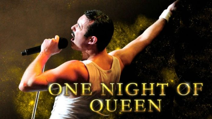 One Night of Queen Tribute Concert