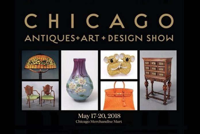 Chicago Antiques + Art + Design Show