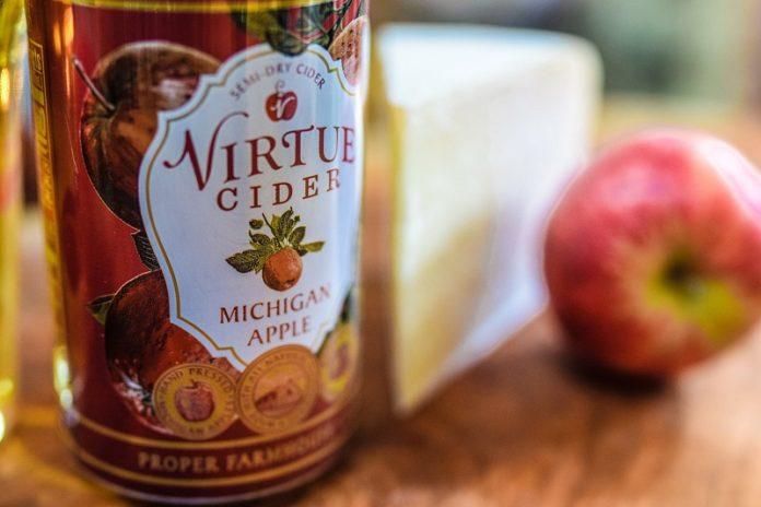Virtue Cider - Michigan Apple