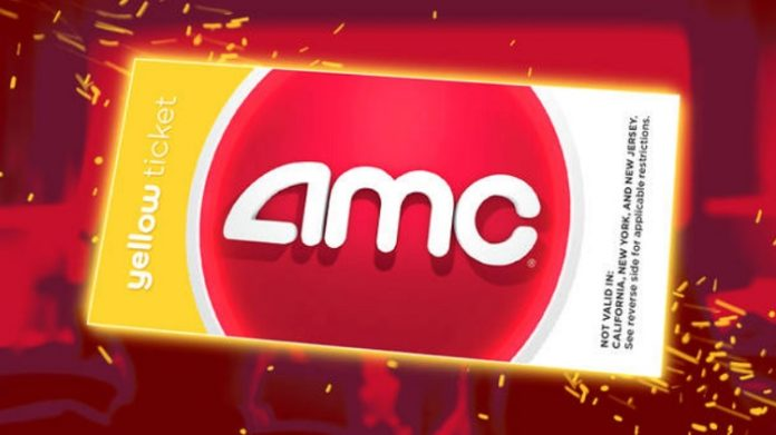 AMC Yellow eTickets