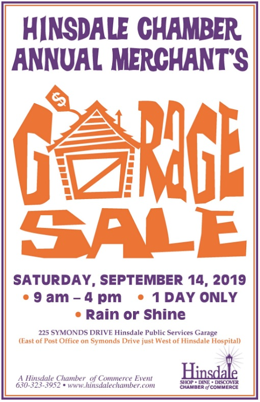 Merchant's Garage Sale