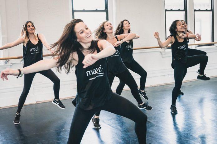 Dance Cardio Class - Chicago Artisan Market - MaZi Dance Fitness