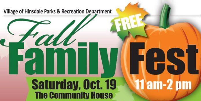 Hinsdale Chamber Fall Family Fest