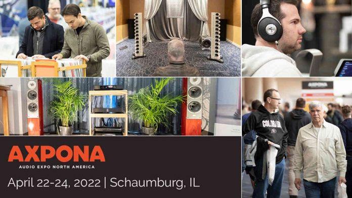 Axpona - Audio Expo North America in Chicago