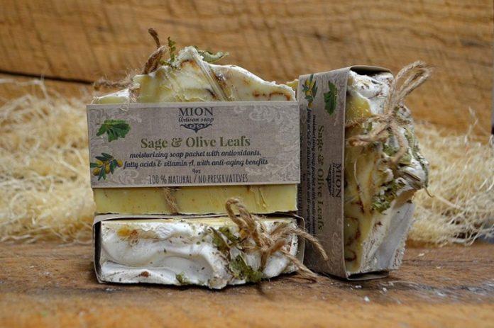MION Artisan Soap