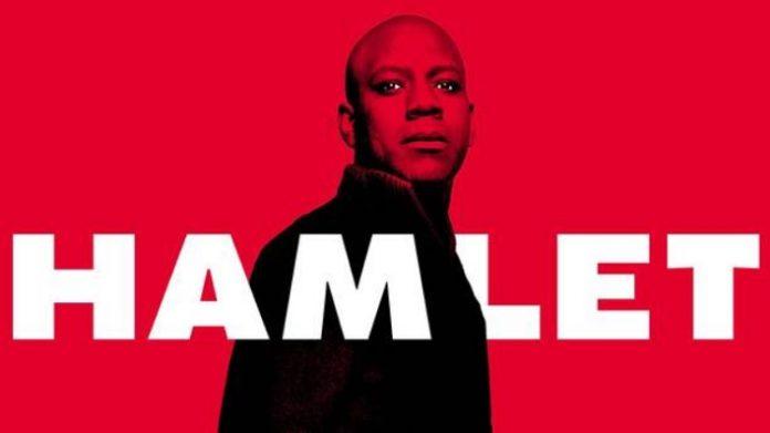 Hamlet Starring Maurice Jones