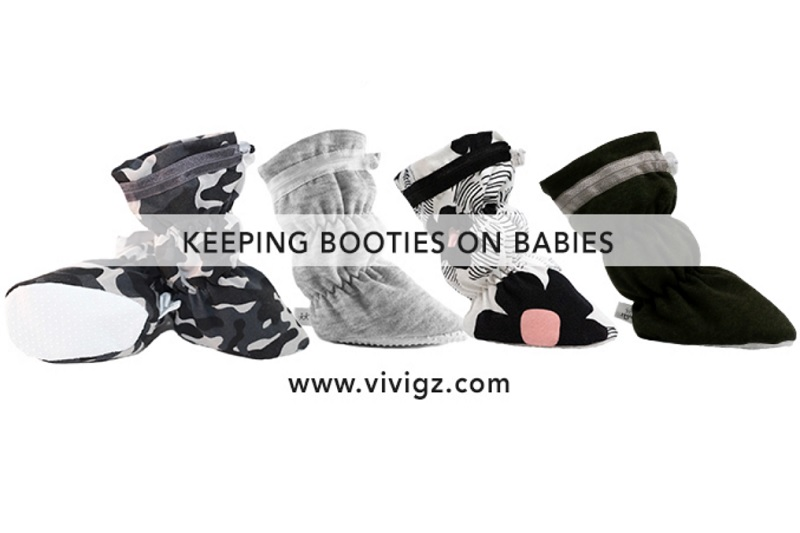 Vivi G'z - Baby Booties that Stay on