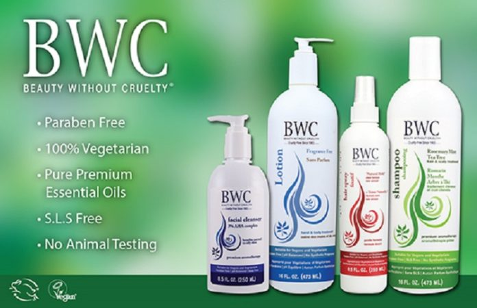 BWC Beauty Without Cruelty