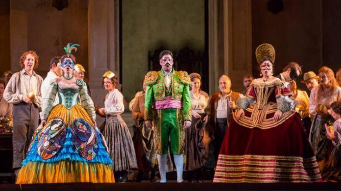 Lyric Opera Season Package