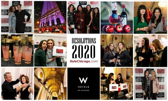 StyleChicago.com's Resolutions 2020