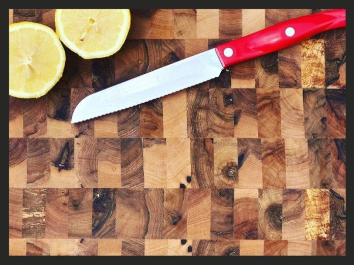 NightJar Woodwork - cutting board (Chicago Artisan Market)