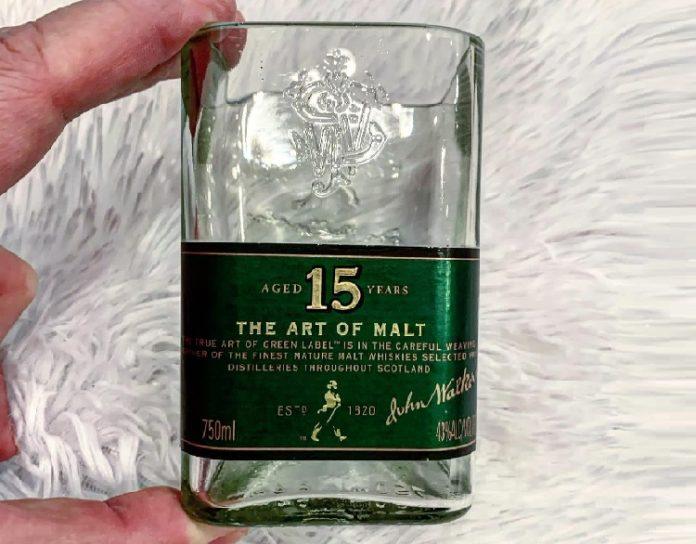 B-Cycled Bottles (The Art of Malt - Johnny Walker) - Chicago Artisan Market