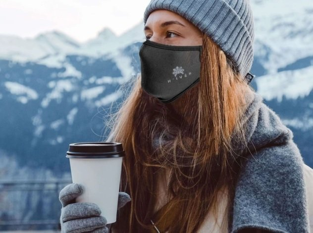 Hiver the WInter Brand - Outdoor Mask