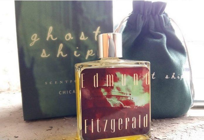 Ghost Ship Fragrance - Edmund Fitzgerald (Chicago Artisan Market)