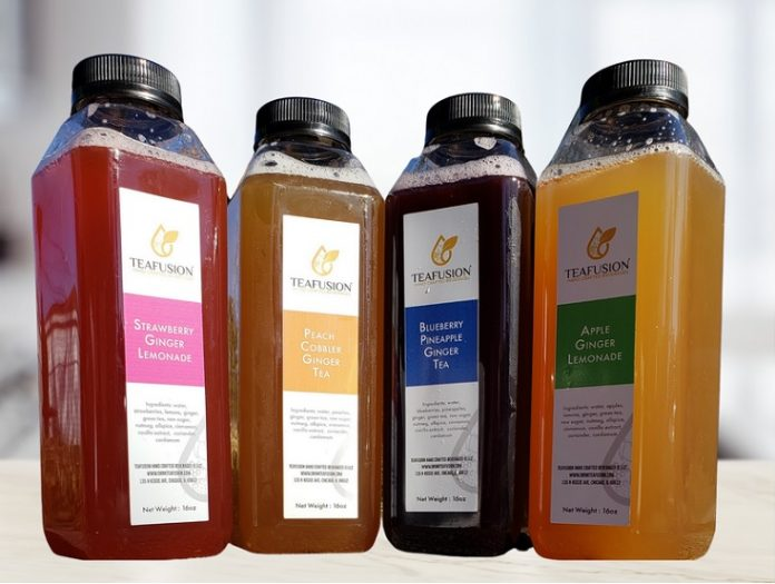 Teafusion Hand Crafted Beverages