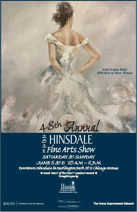Hinsdale Fine Arts Festival | StyleChicago.com