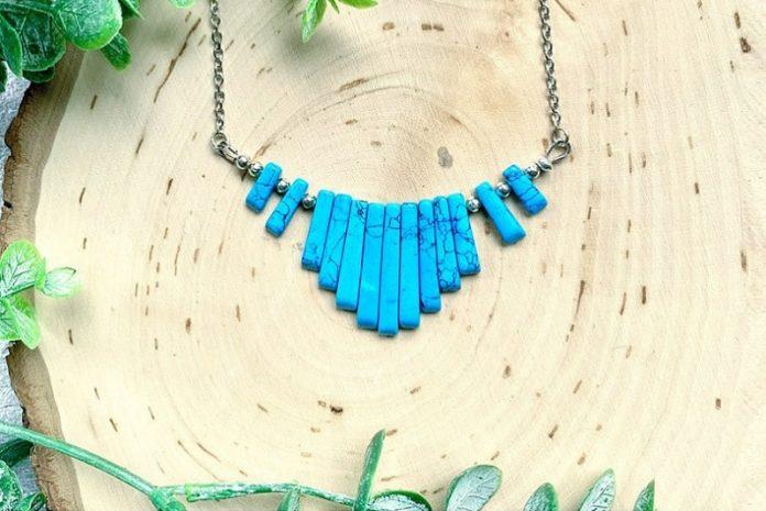 Southwest Sheba @ Oak Brook Artisan Market (necklace)