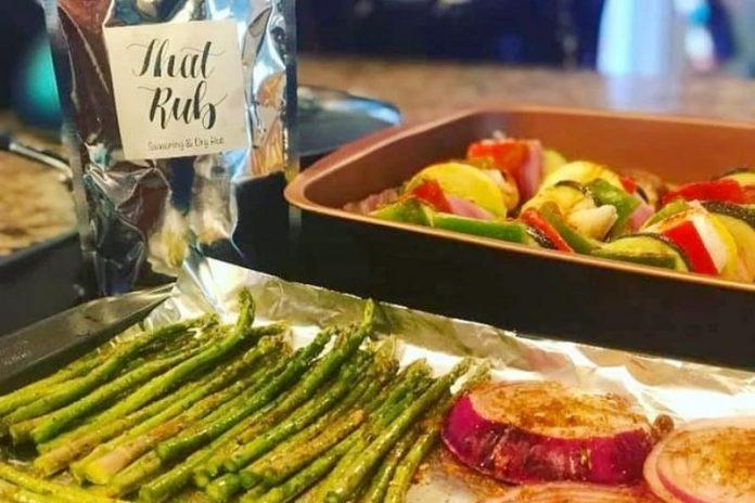 That Rub - Seasonings & Dry Rubs (veggies)
