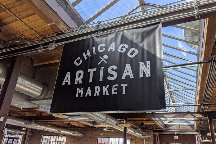 Chicago Artisan Market at Morgan MFG - 401 N. Morgan St., Chicago