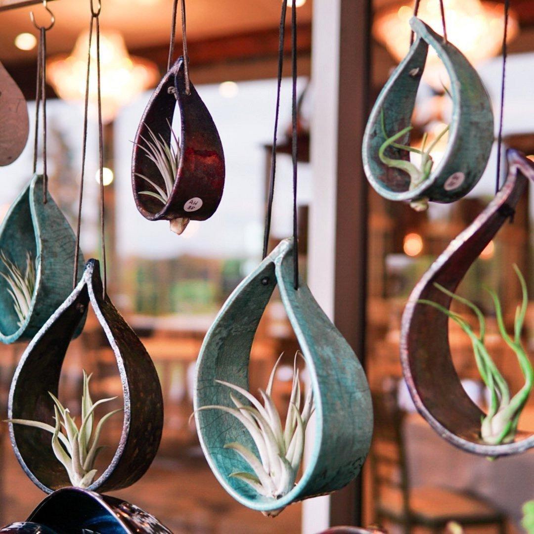 Glazed Pottery Shop at Oak Brook Artisan Market