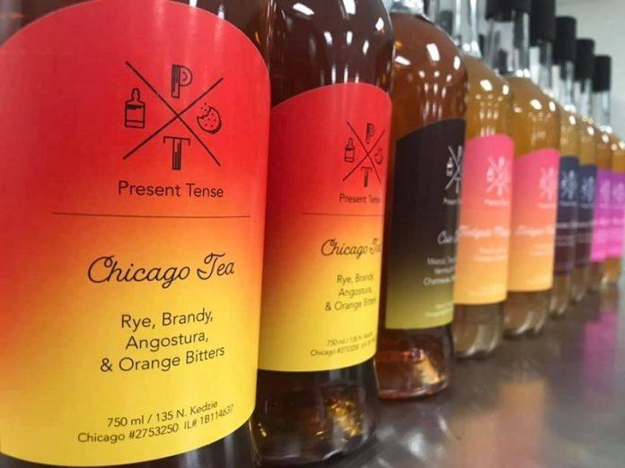 Present Tense Bar @ Oak Brook Artisan Market (Chicago Tea)