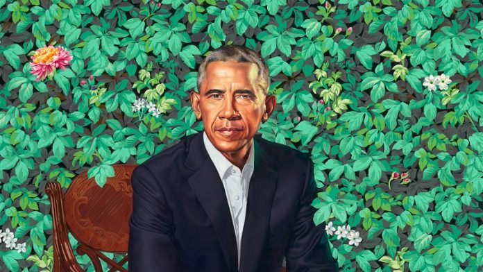 Obama Portraits: Exhibit at The Art Insitute of Chicago