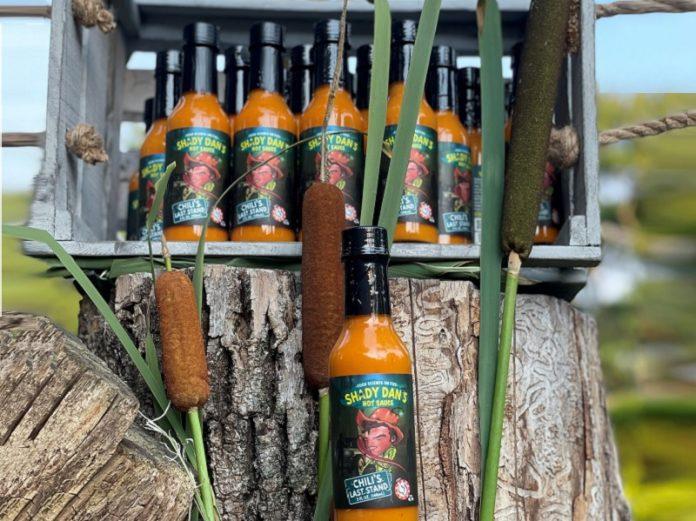 Shady Dan's Hot Sauce at Chicago Artisan Market