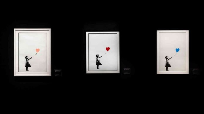 The Art of Banksy - Chicago exhibit in River North