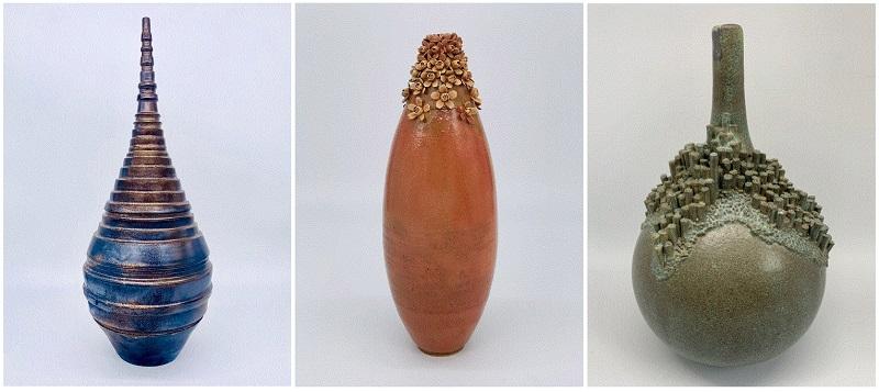 Dara Schuman Ceramics at Chicago Artisan Market